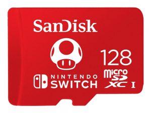 SanDisk Micro SDXC