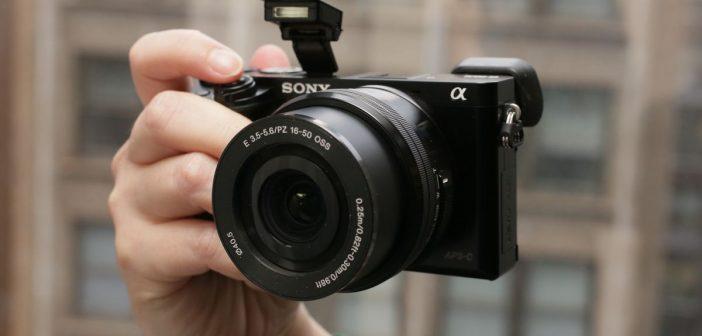 Sony A6000 test