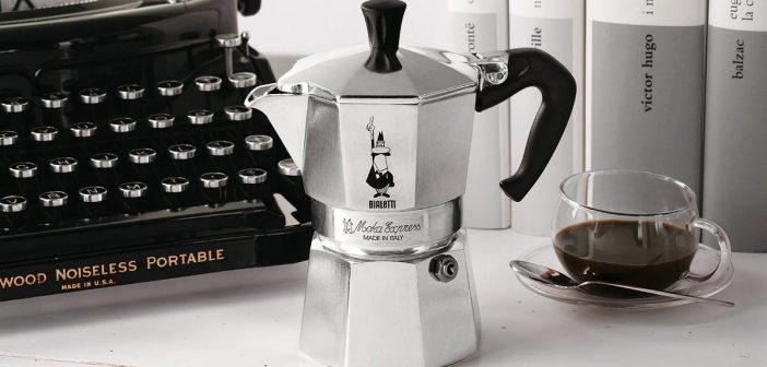 Espressokande test