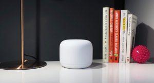 Google Nest WiFi test