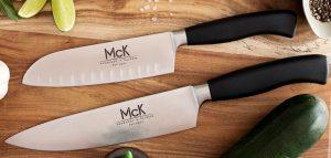 Hvad er forskellen på en santokukniv og en kokkekniv?