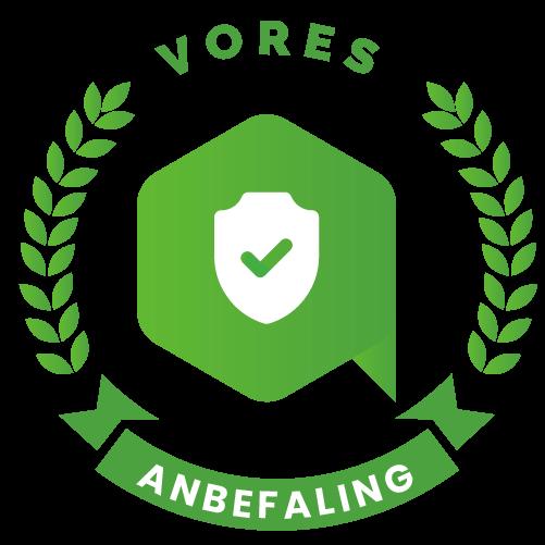 vores-anbefaling-badge