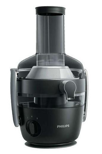 Philips HR1916/70 - Brugervenlig og robust saftpresser