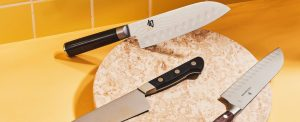 Santoku kniv