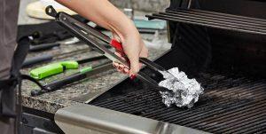 rengør grill