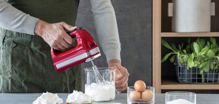 KitchenAid håndmixer test
