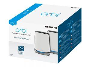 Netgear Orbi RBK852 i kasse