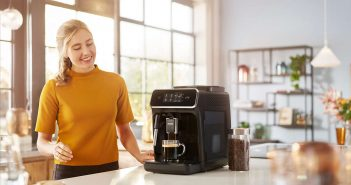 Philips espressomaskine test