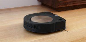 iRobot Roomba S9 Plus test