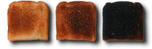 ristet brød