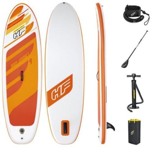 Bestway Hydro Force Aqua Journey – Budgetvenligt SUP board