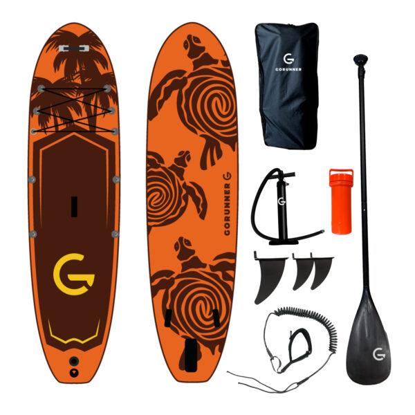 Pakketilbud: 2x SUP Paddleboard Komplet sæt