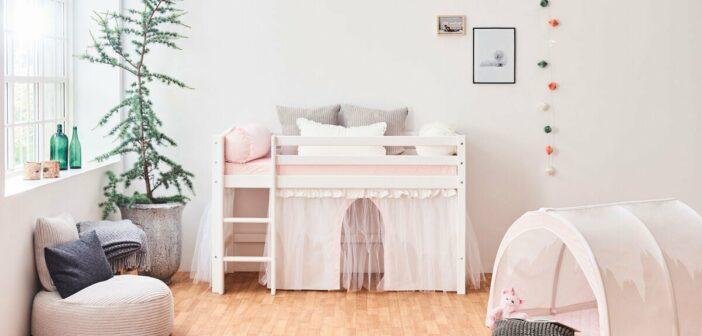 Halvhøj seng guide