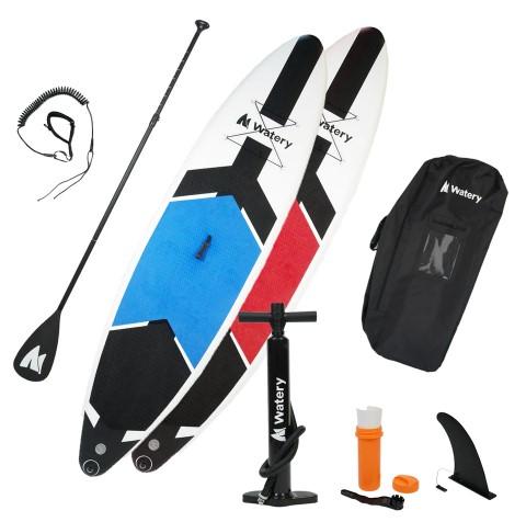 Watery Global 10'6 SUP Board – Danmarks bedste paddleboard