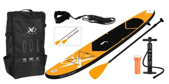 XQMax Sup 305 – Godt allround paddleboard