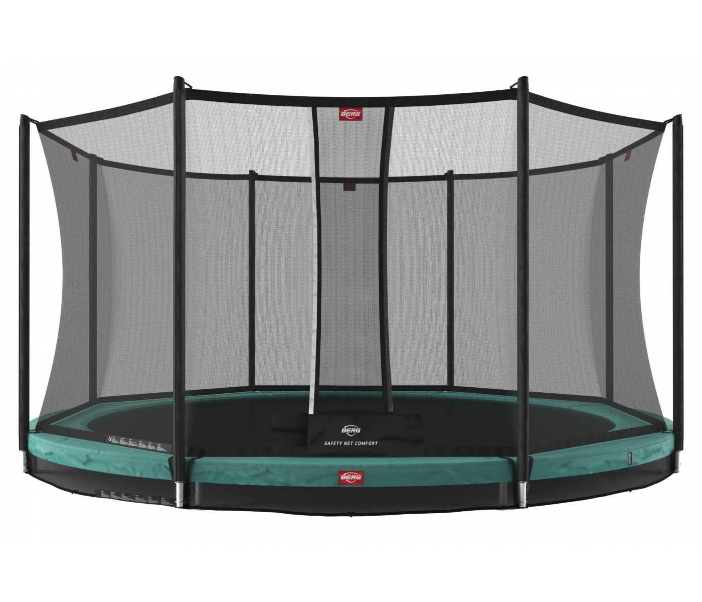 Berg Favorit InGround 430 cm + Safety Net Comfort