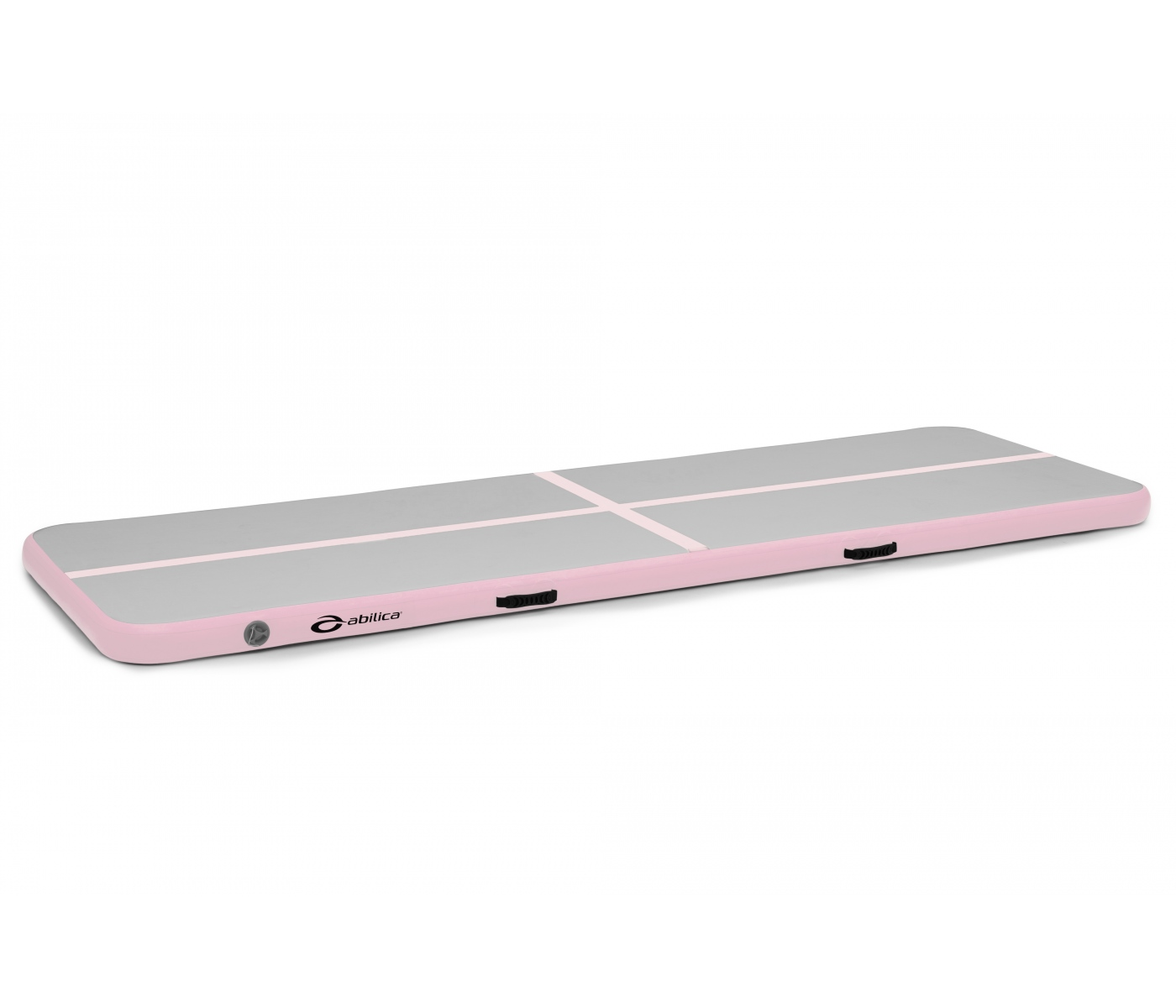Abilica AirTrack 5m x 1m x 10cm rosa