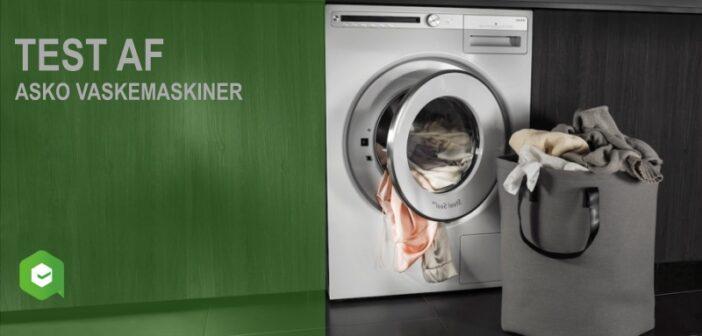 De bedste Asko vaskemaskiner ifølge eksperterne